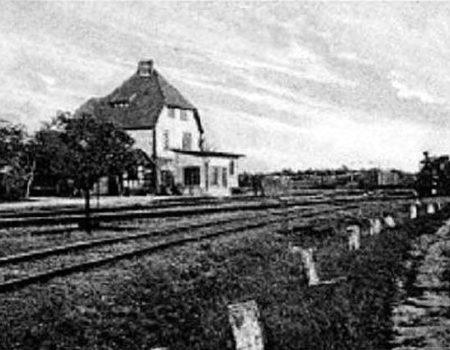 Rudnica w 1933 r.