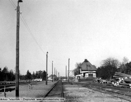 Rudnica w 1957 r.