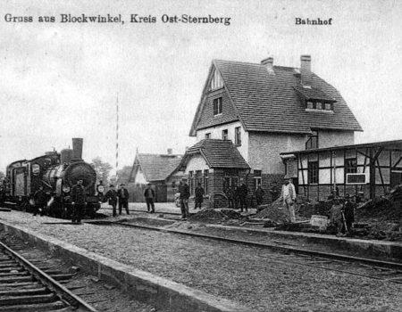 Płonica Bolemin w 1914 r.