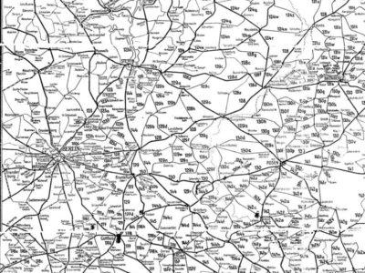Mapka z rozkładu