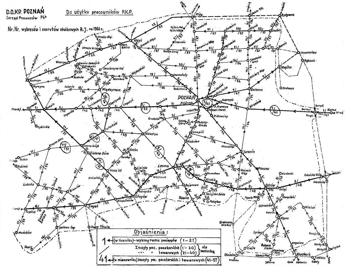 Mapka telefoniczna z lat 80 tych