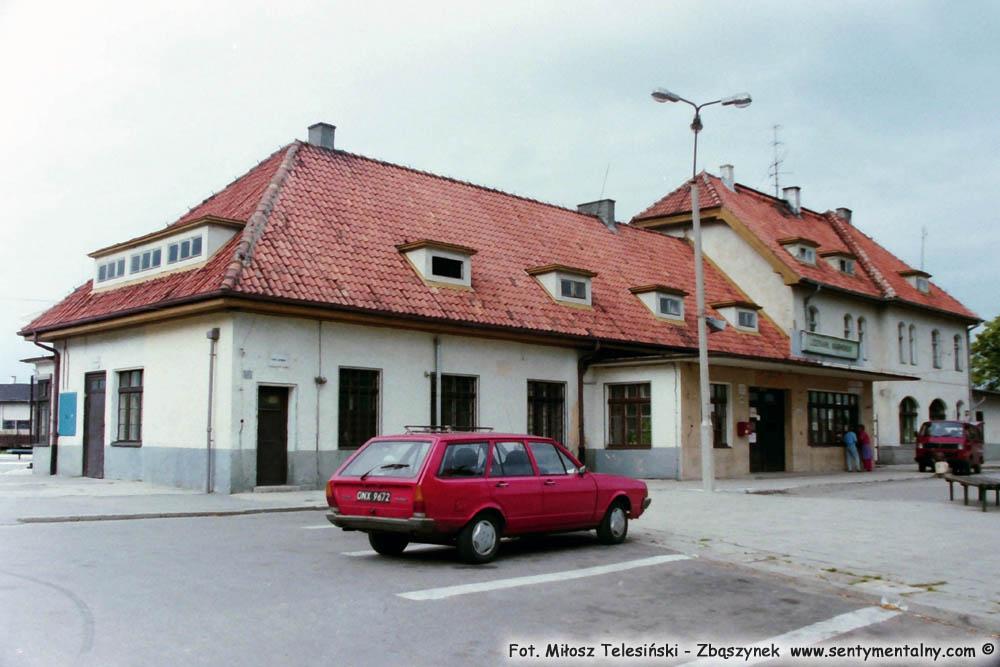 Lidzbark Warmiński 17 września 1993 roku.