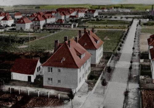 Widok z 1930 roku.