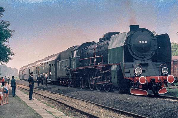 Tabor kolejowy