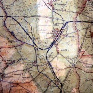 Mapka z 1930 roku