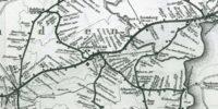 Mapka z 1938 roku