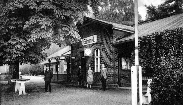 Foto do 1945 roku.