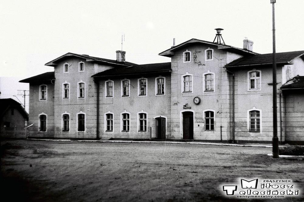 Stacja Toporów 21.09.1986