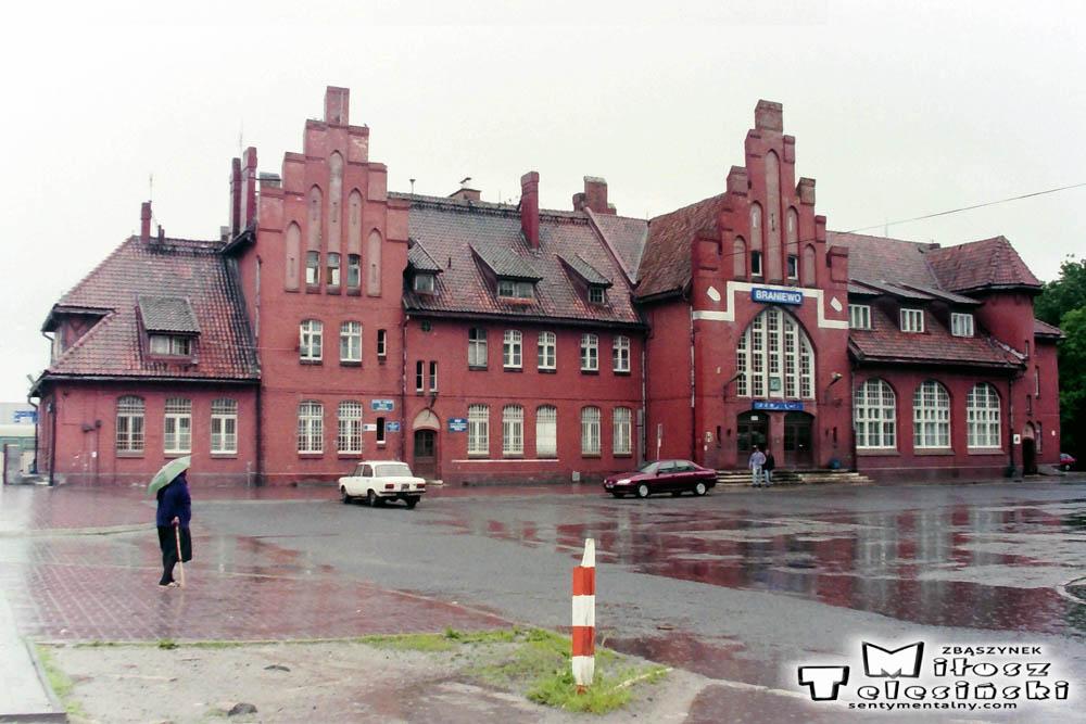 Braniewo 12.06.1998 roku