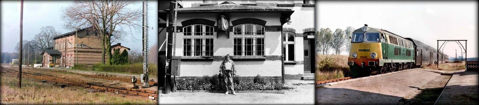 Wierzbno 05.05.2019, Deszczno 31.07.1990, Rokitno 09.10.1990. SP45-096 z Międzychodu do Gorzowa Wlkp.