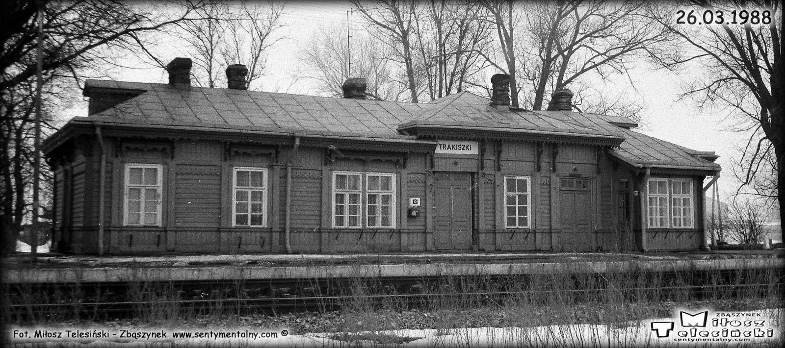 Dworzec Trakiszki