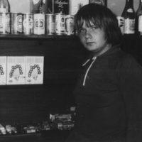 Moje zbiory w 1978 roku.