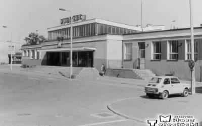 Dworzec Chełm 1990