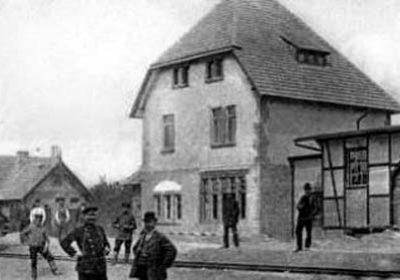 Rudnica do 1945 roku